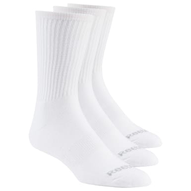 Reebok Basic Crew Socks - 3 Pack