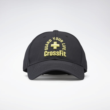 Cappellino CrossFit® Baseball Nero Cross Training