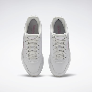 Kvinder Classics White Reebok Royal Glide LX Shoes