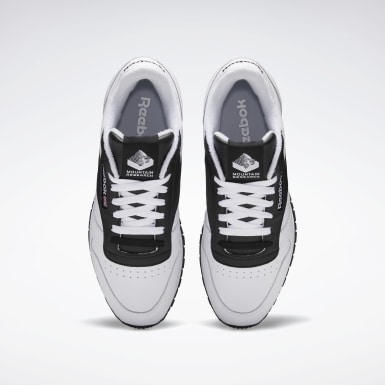 Classic Leather White Hommes Classics