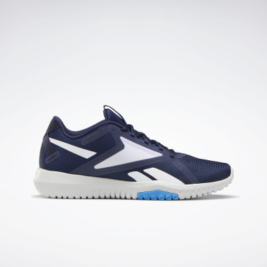 Herr Fitness & Träning Blå Reebok Flexagon Force 2