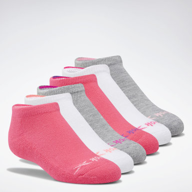 Low-Cut Basic Socks Six Pack