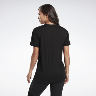 Women Studio Black LES MILLS® BODYCOMBAT® Graphic Tee