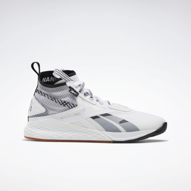Fitness & Training White Nano X Mid Shoes