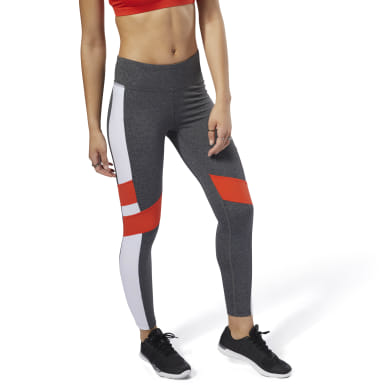 TIGHTS LUX COLOR BLOCK Tight