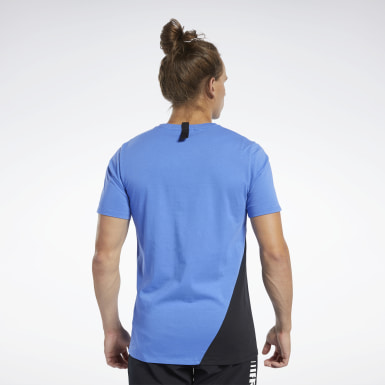 Men Training Blue Archive Evolution Tee