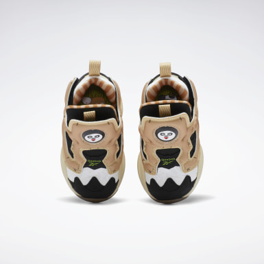 Kids Classics Black Kung Fu Panda Fury Shoes - Toddler