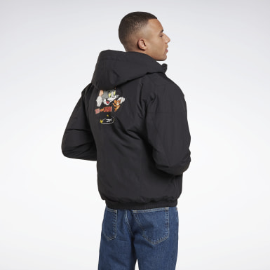 Classics Tom and Jerry Jacket Schwarz