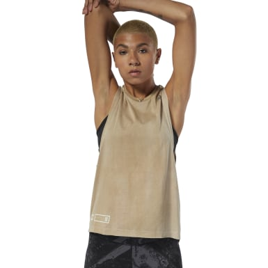 Combat Spray Dye Tanktop