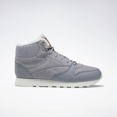 серый Кроссовки Reebok Classic Leather Arctic Boots