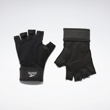Training Black One Series Wrist Gloves