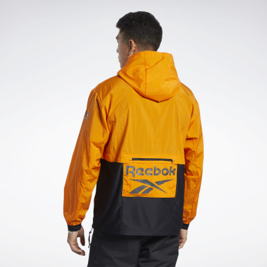 Anorak One Series Running Orange De Plein Air
