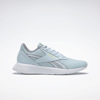 Women Running Blue Reebok Lite 2.0 Shoes