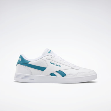 Men Classics White Reebok Royal Techque T Men's Shoes