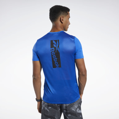 T-shirt Workout Ready ACTIVCHILL Uomo Fitness & Training