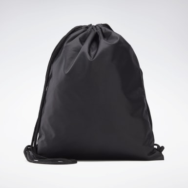 Outdoor Black Training Essentials Gym Sack