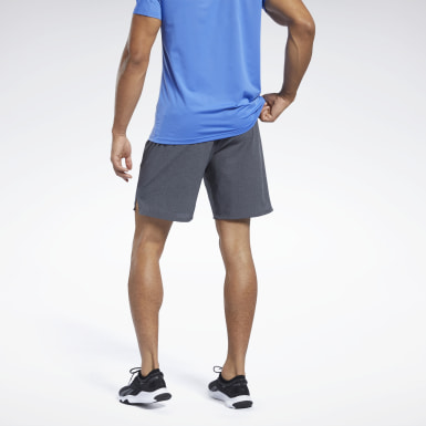 Men Training Grey Epic Shorts