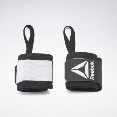 Cross Training Black Reebok Wrist Wrap