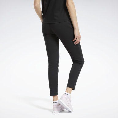 CL FRENCH T PANT SM LOG Negro Mujer Classics