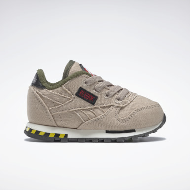 Classic Leather Ghostbusters TD Niño Classics