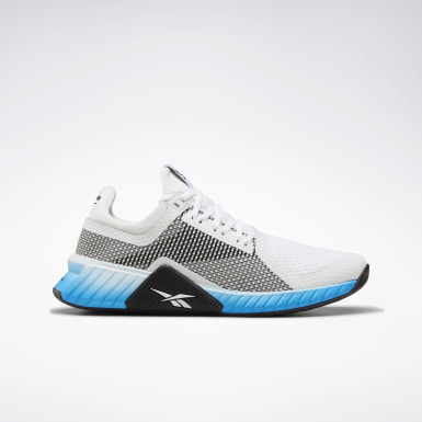 Men Training White Flashfilm Trainer Men's Training Shoes