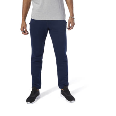 Pantalon resserré aux chevilles Training Essentials Bleu Hommes Fitness & Training