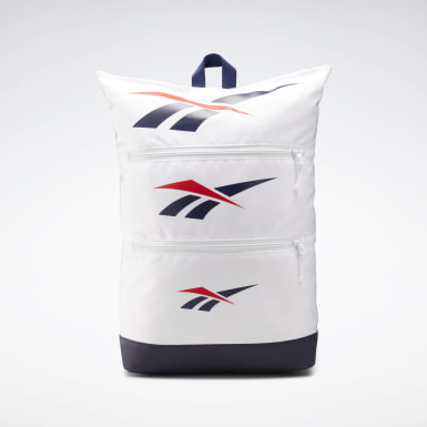 Mochila Classics Repeat Vector Branco Classics