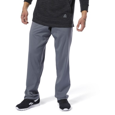 Men Fitness & Training Grey Training Essentials Woven Pant
