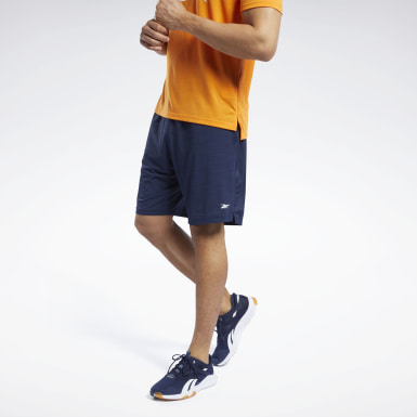 Short Workout Ready ACTIVCHILL Blu Uomo HIIT