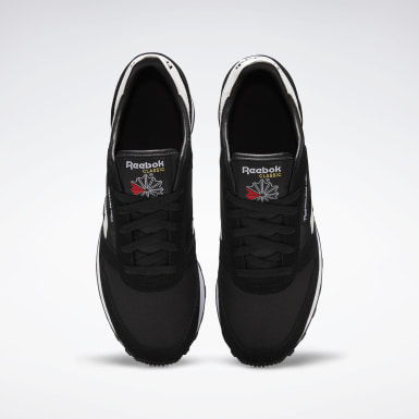 Men Classics Black Classic Leather AZ Shoes