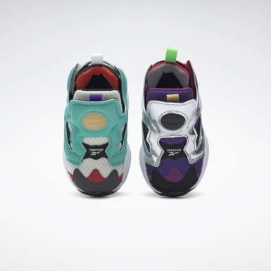 Kids Classics Silver Minion Versa Pump Fury Shoes