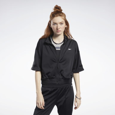 Women Training Black Meet You There Jacket