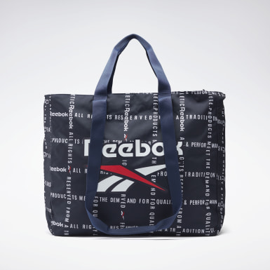 Classics Blue Classics Checks & Stripes Shopper Bag