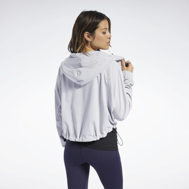 Women Fitness & Training Crop Jacket