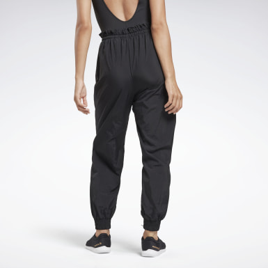 Women Studio Black Studio High Intensity Pants