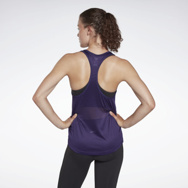 Canotta Mesh Back Donna Fitness & Training