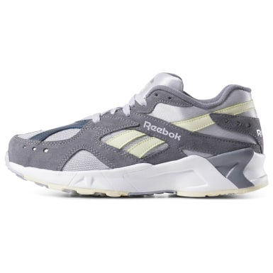 Classics Grey Aztrek Shoes