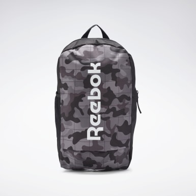 Mochila Active Core Graphic Negro Fitness & Training