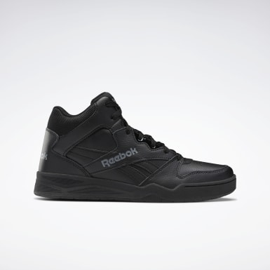 Men Classics Black Reebok Royal BB 4500 Hi 2 Men's Basketball Shoes