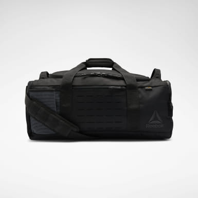 Training Black Reebok Grip Bag