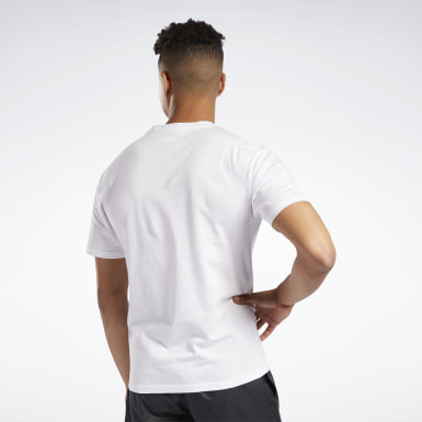 TS PRIDE PACK T-SHIRT Blanco Fitness & Training