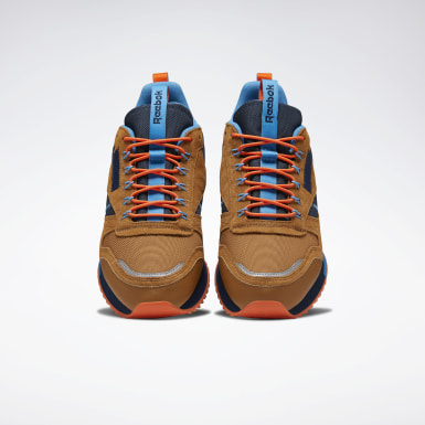 Classic Leather Ripple Trail Shoes
