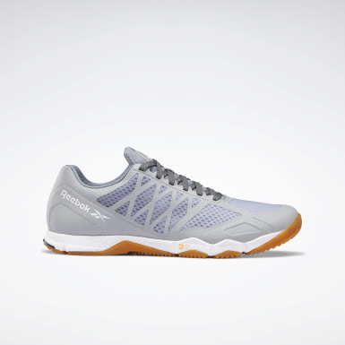 Men Training Grey Reebok Speed Men's Training Shoes