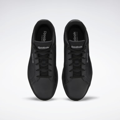 Kvinder Classics Black Reebok Royal Complete Clean 2.0 Shoes