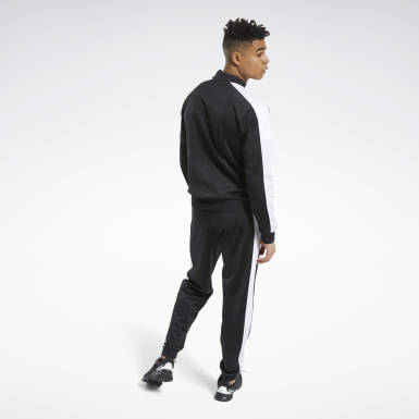 Men Fitness & Training Black MYT Tracksuit