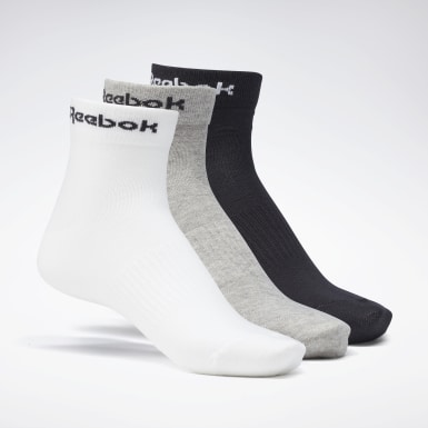 Fitness & Träning Grå Active Core Ankle Socks – 3-pack