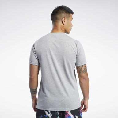 Mænd Fitness & Training Grey Combat Conor McGregor Tee