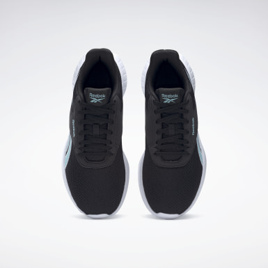 Women Running Black Reebok Lite 2 Shoes