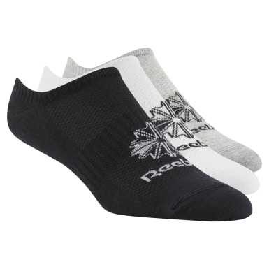 Classic Footwear Invisible Sock – 3-pack