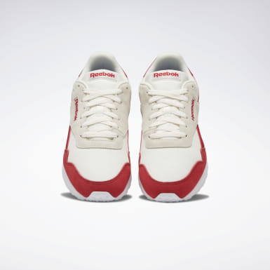 Men Classics Red Reebok Royal Ultra Shoes